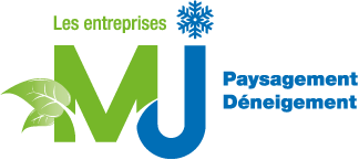 Les entreprises MJ : Excavation et aménagement paysager | Paysagiste à Québec Logo